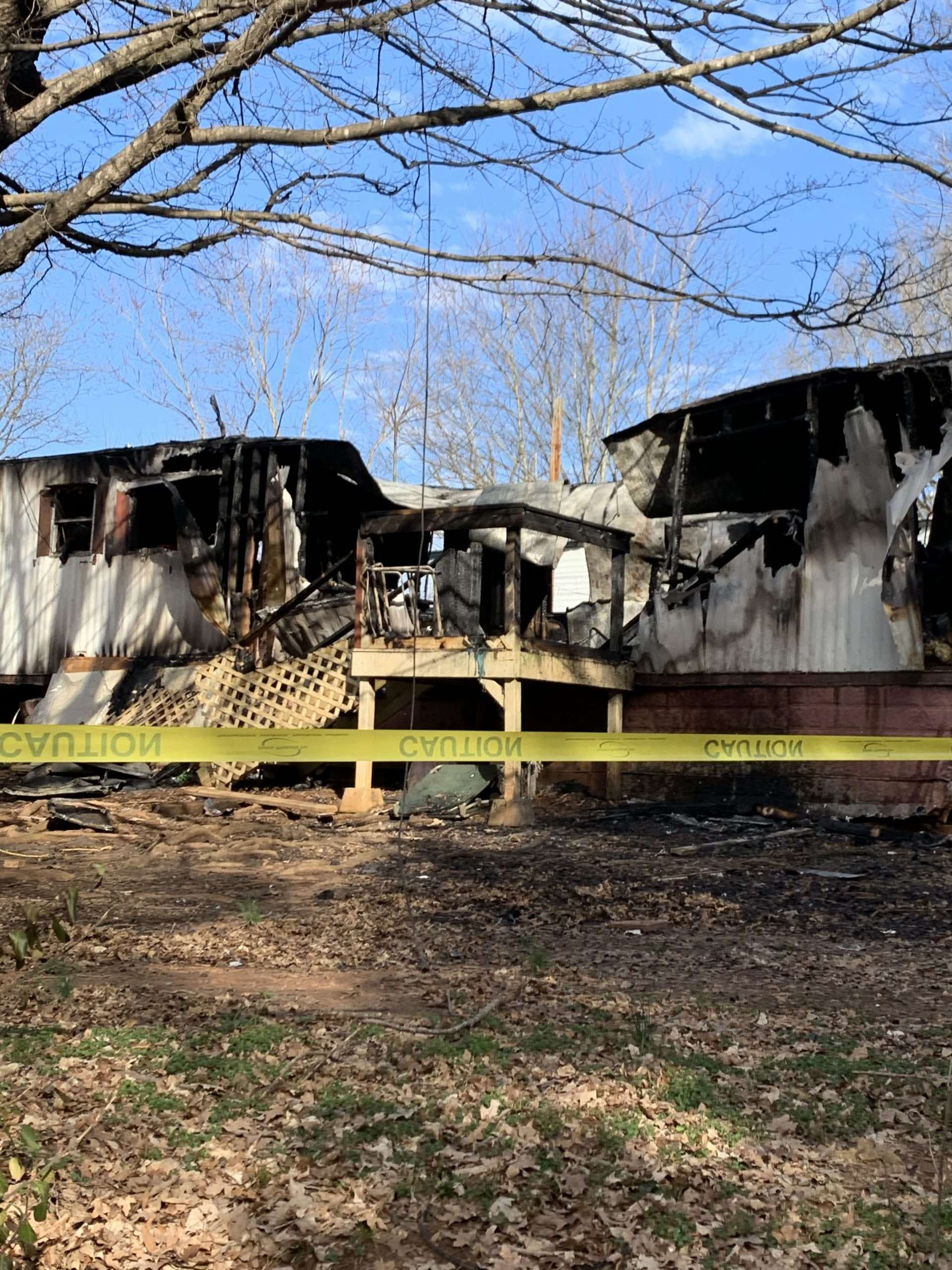 Bodies Of Two Children Found In SW Hickory Fire (Updated, 4:03 P.m. 2/21/21)