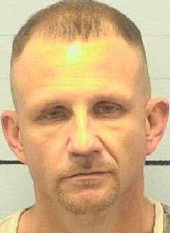 Burke Authorities Arrest Lenoir Man On Stolen Vehicle, Meth Charges