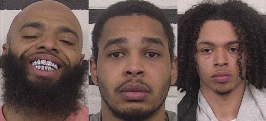 More Information Released On Arrests Of Three Suspects In Drug Trafficking Case