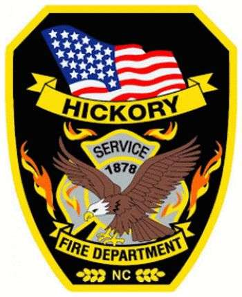 Fire Damages N.E. Hickory Home