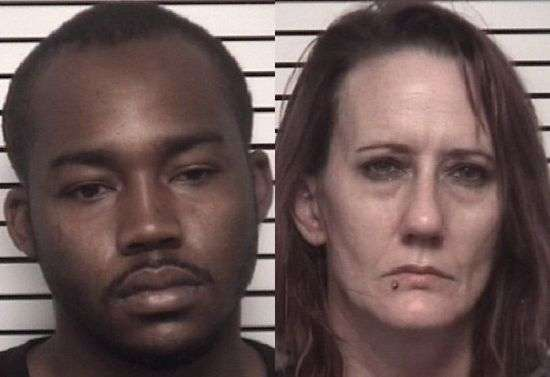 Two Suspects Arrested On Drug Charges, One Reportedly Concealed Fentanyl In Her Body