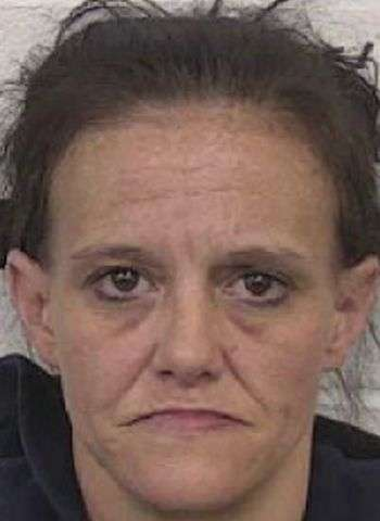 Lenoir Woman Charged With Meth Possession
