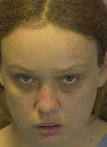 Hickory Woman Jailed On Child Abuse Charges