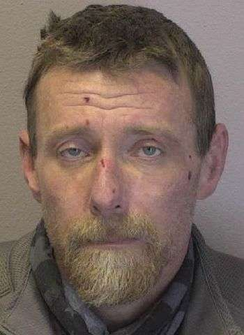 Homeless Hickory Man Arrested On Outstanding Meth Warrant