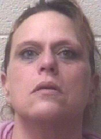 Taylorsville PD Arrest Woman On Drug Charges