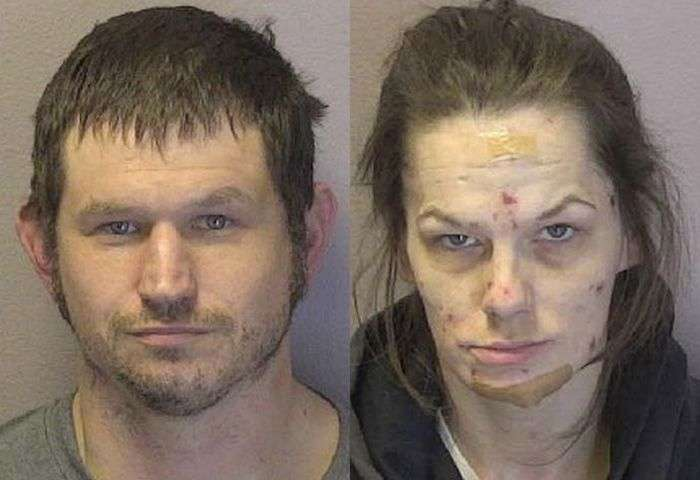 Two Arrested On Felony Drug Charges In Hickory