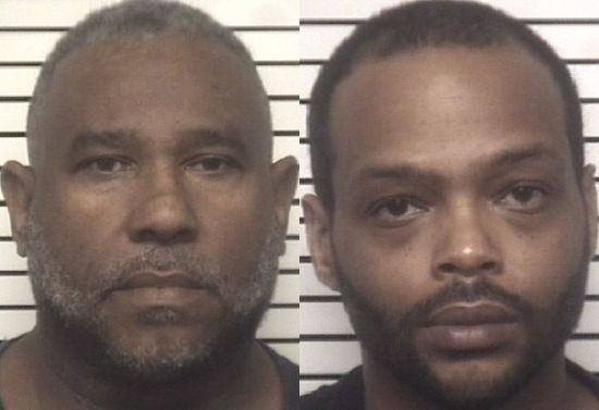 Two Men Charged With Felony Drug Offenses Following Traffic Stop