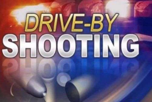 Drive-By Shooting Under Investigation