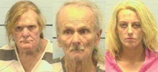 Two Month Investigation Results In The Arrests Of Three Suspects On Various Felony Charges