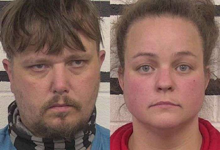 Two From Connelly Springs Arrested On Meth Trafficking Charges