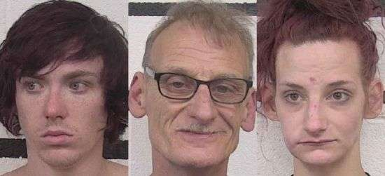Granite Falls Residents Arrested On Felony Charges