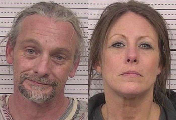 Two Face Felony Meth Charges In Caldwell County