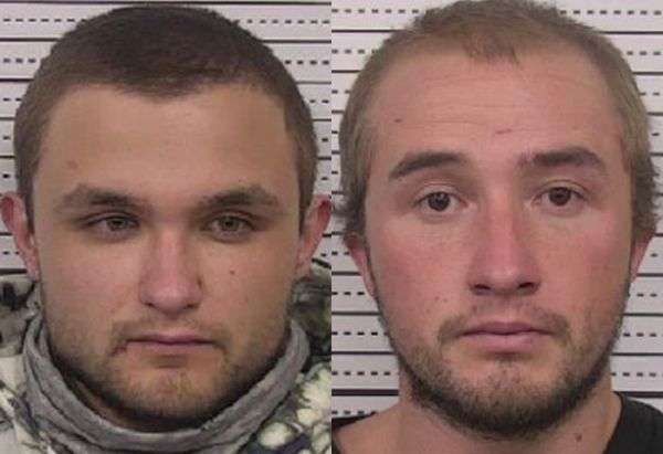 Hickory, Valdese Residents Charged In Stolen Vehicle Case In Caldwell County