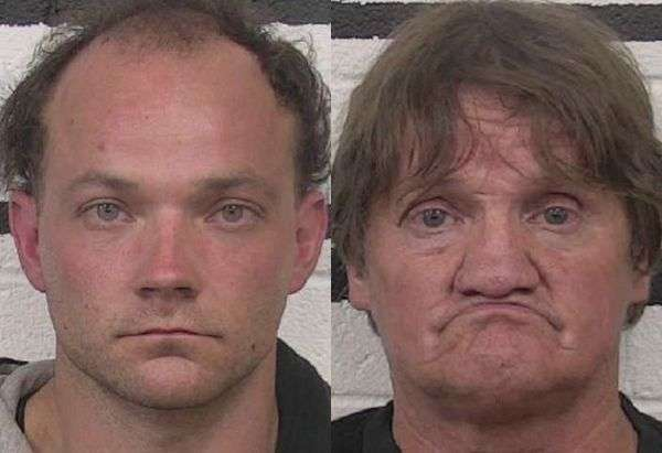 Granite Falls, Hickory Men Charged With Break-in, Drug Counts