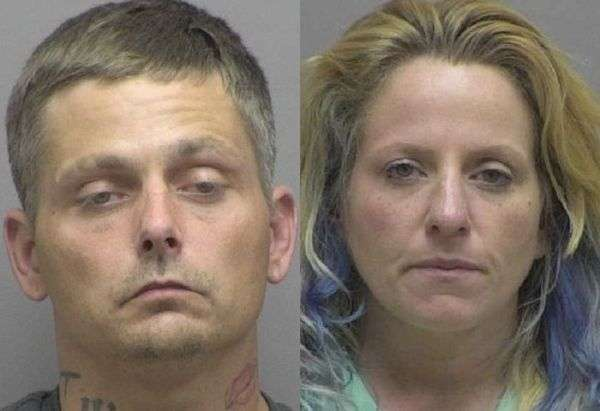 Two Suspects Charged With Drug Offenses Following Traffic Stop