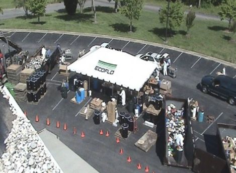 Hazardous Waste Collection Event This Week In Catawba County