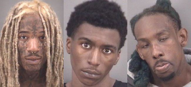 Three Suspects Charged In Connection To Convenience Store Break-in