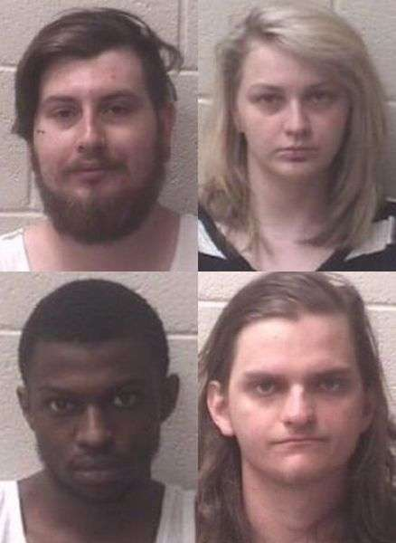 Four Arrested In Connection To Double Shooting In Alexander County