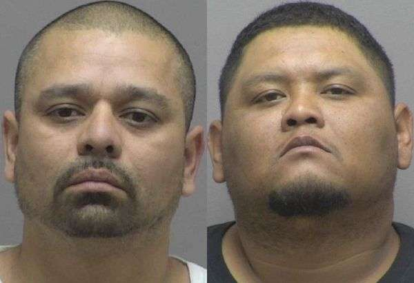 Two Suspects Jailed Under One Million Dollar Bonds Following Discovery Of Large Amount Of Heroin, Cocaine, Marijuana