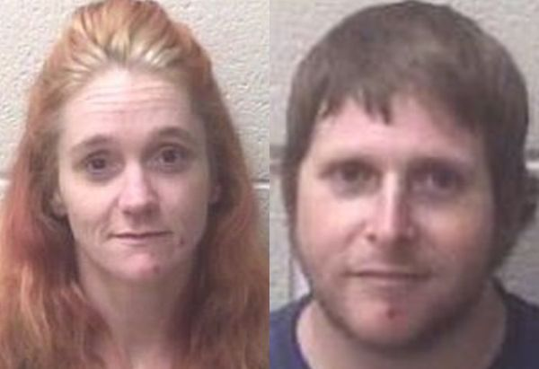 Stony Point, Statesville Residents Charged With Drug Offenses Following Alexander County Traffic Stop