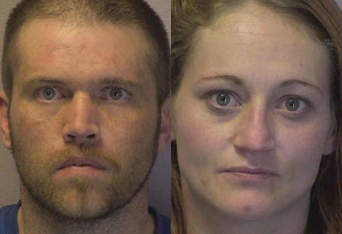 Two From Conover Arrested On Outstanding Felony Warrants