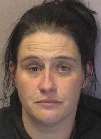 Granite Falls Woman Arrested In Hickory On Felony Meth Charge