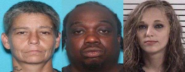 Suspects With Catawba County Addresses Remain On Most Wanted List