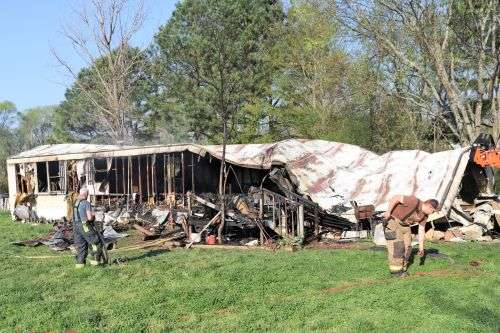 Man Killed In Alexander County Fire Identified