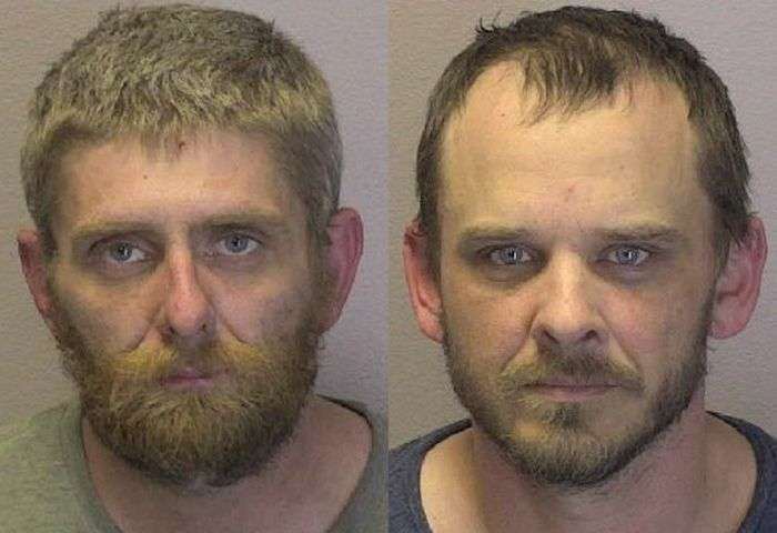 Two Men Arrested In Hickory On Felony Meth Charges
