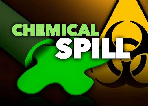 Hickory Firefighters Respond To Chemical Spill Wednesday Morning
