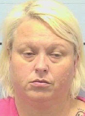 Officers Reportedly Find A Pound Of Meth At Valdese Home, Arrest Woman On Felony Charges