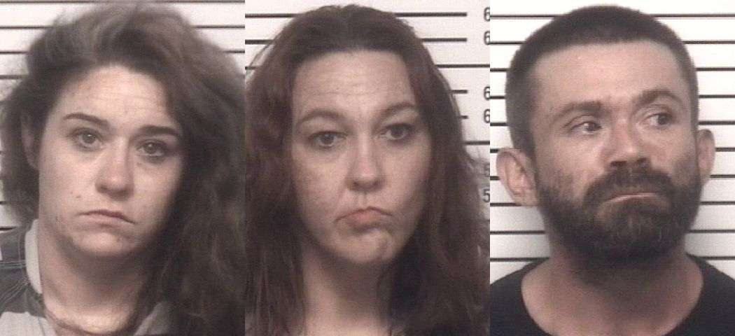 Three Arrested On Felony Meth Charges In Iredell County