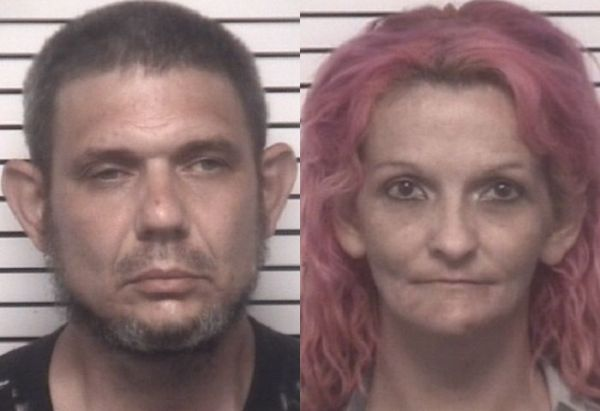 Two Suspects Charged With Felony Drug Offenses Following Traffic Stop