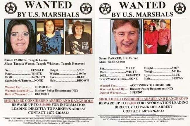Suspects Sought In January Murder Have Ties To Caldwell County