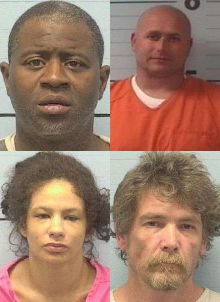 Multiple Suspects Arrested On Various Felony Charges In Burke County