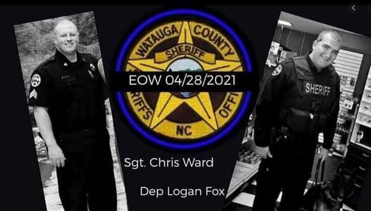Services This Afternoon For Slain Watauga County Officers