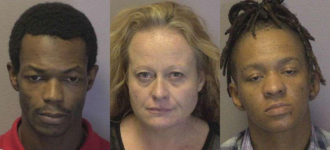 Three Arrested In Hickory In Connection To Fraudulent Check & Stolen Vehicle