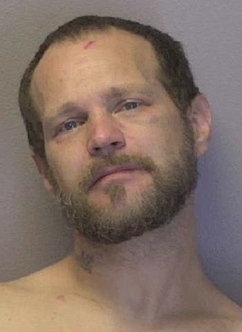 Hickory Man Jailed On Felony Meth Charge