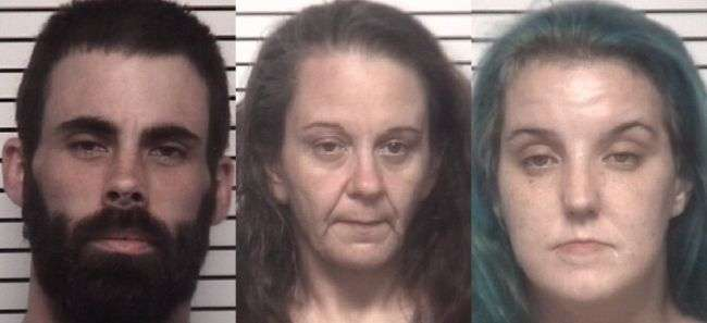 Three Suspects Arrested Following Standoff At Residence