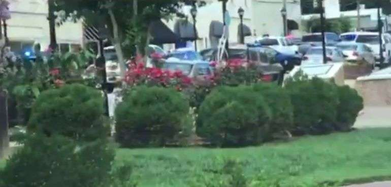 One Person Injured In Shooting At  Caldwell County Courthouse