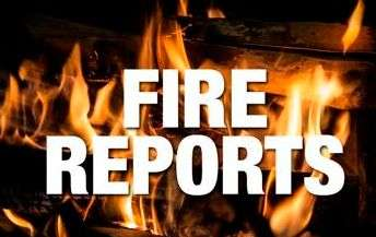 Homes Destroyed By Fire In Alexander County