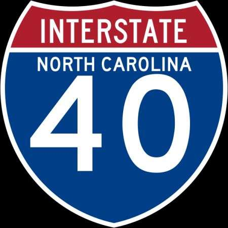 Interstate 40 Lane In Catawba County To Close Temporarily