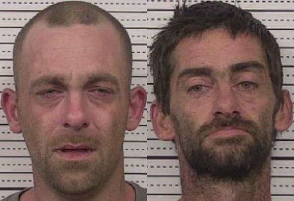 Lenoir Residents Arrested On Stolen Vehicle, Theft Charges