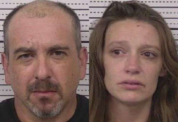 Boone, West Jefferson Residents Arrested On Caldwell Drug Charges