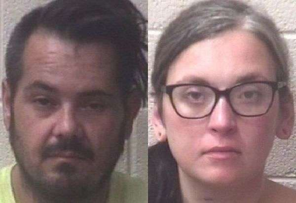 Man & Woman Charged In Alexander County Child Abuse Case