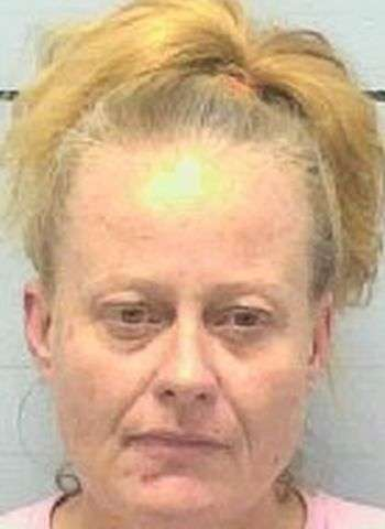 Woman Arrested On Vehicle Theft Charge