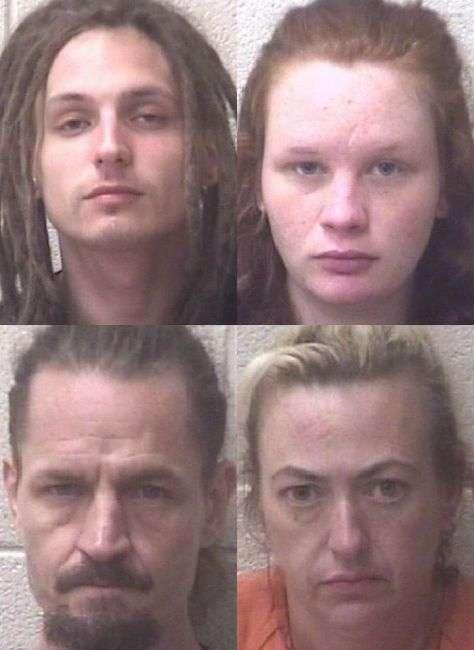 Multiple Individuals Arrested On Drug Charges After License Tag Reader Spots Suspect Vehicle