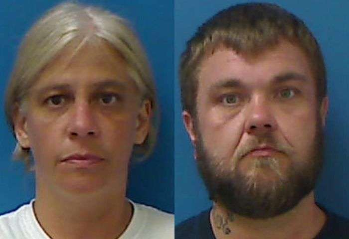 Two Arrested On Fugitive Warrants From Tennessee
