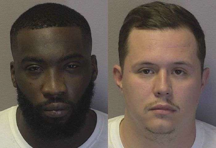 Two Hickory Men Arrested On Felony Weapons Charges