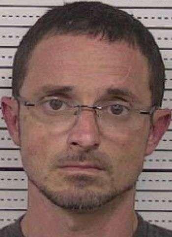 Lenoir Man Charged With Burglary, Larceny